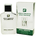 Metal  cologne for Men by Paco Rabanne 1979