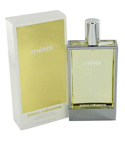 Metal perfume for Women by Paco Rabanne