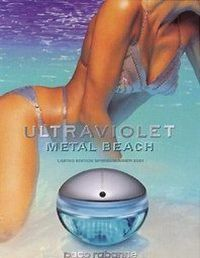 Ultraviolet Metal Beach perfume for Women by Paco Rabanne