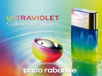 Ultraviolet Colours Of Summer cologne for Men by Paco Rabanne