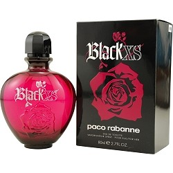 Black XS perfume for Women by Paco Rabanne