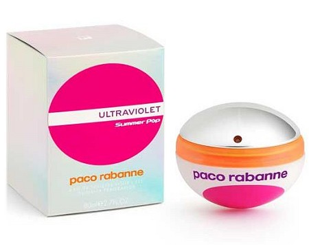 Ultraviolet Summer Pop perfume for Women by Paco Rabanne