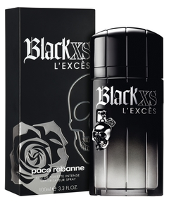 Black XS L'Exces cologne for Men by Paco Rabanne