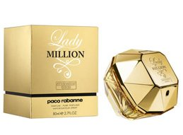 Lady Million Absolutely Gold perfume for Women by Paco Rabanne