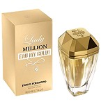 Lady Million Eau My Gold  perfume for Women by Paco Rabanne 2014