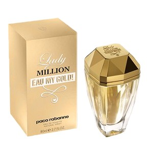 Lady Million Eau My Gold perfume for Women by Paco Rabanne