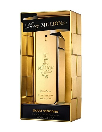 1 Million Merry Millions cologne for Men by Paco Rabanne