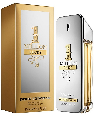 1 Million Lucky cologne for Men by Paco Rabanne
