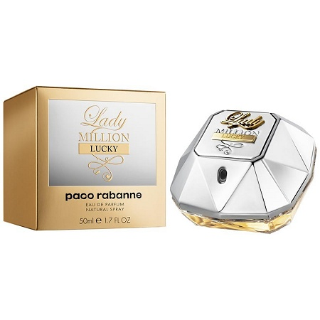 Lady Million Lucky perfume for Women by Paco Rabanne