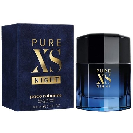 Pure XS Night cologne for Men by Paco Rabanne