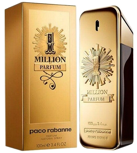 1 Million Parfum cologne for Men by Paco Rabanne