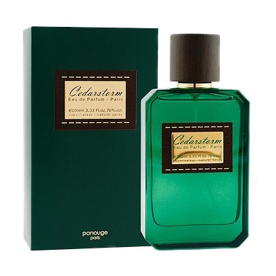 Cedarstorm cologne for Men by Panouge
