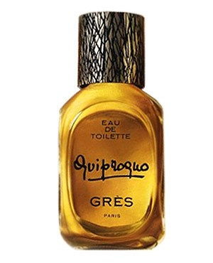 QuiProQuo perfume for Women by Parfums Gres