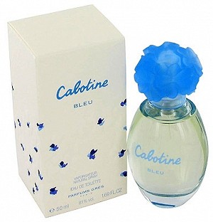 Cabotine Bleu perfume for Women by Parfums Gres