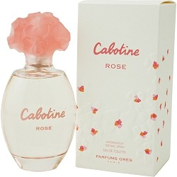 Cabotine Rose perfume for Women by Parfums Gres
