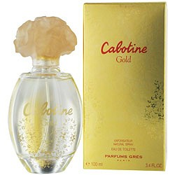 Cabotine Gold perfume for Women by Parfums Gres