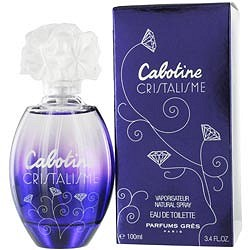 Cabotine Cristalisme perfume for Women by Parfums Gres