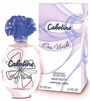 Cabotine Eau Vivide perfume for Women by Parfums Gres