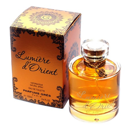 Lumiere d'Orient perfume for Women by Parfums Gres