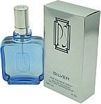 Silver cologne for Men by Paul Sebastian