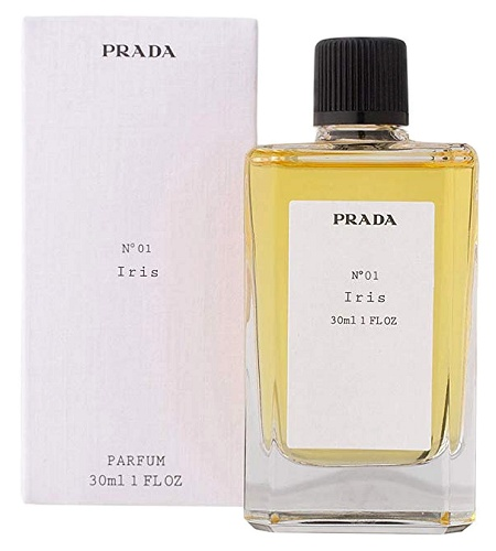 No 01 Iris Unisex fragrance by Prada