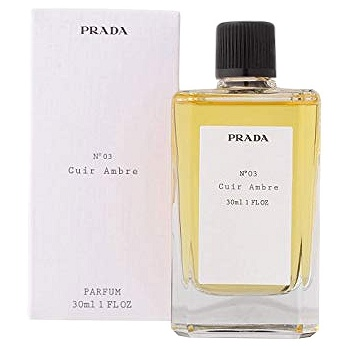 No 03 Cuir Amber Unisex fragrance by Prada