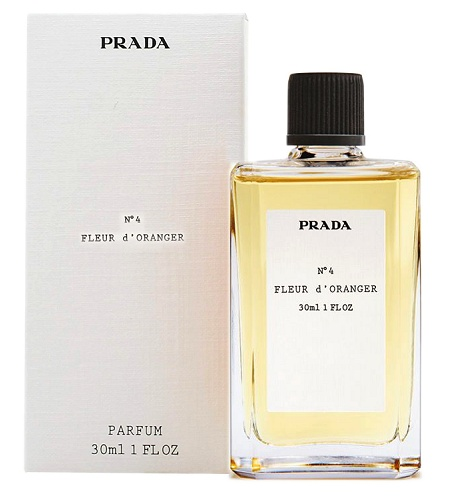 No 04 Fleurs D'Oranger Unisex fragrance by Prada