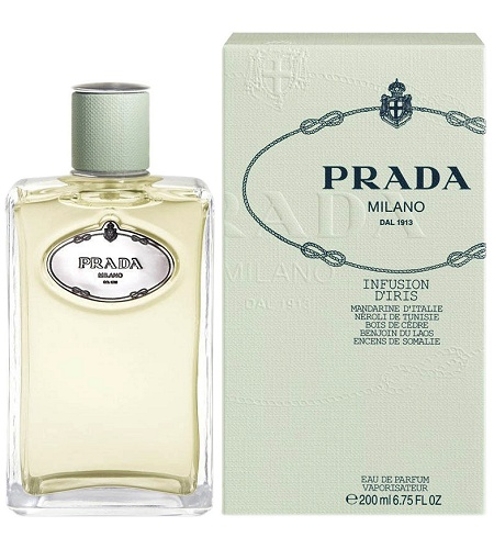 Infusion D'Iris perfume for Women by Prada