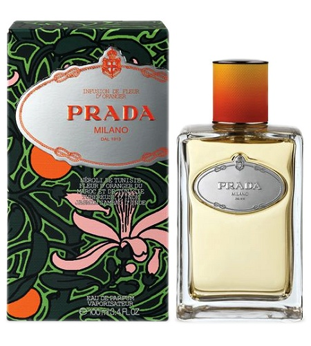 Infusion De Fleur D'Oranger perfume for Women by Prada