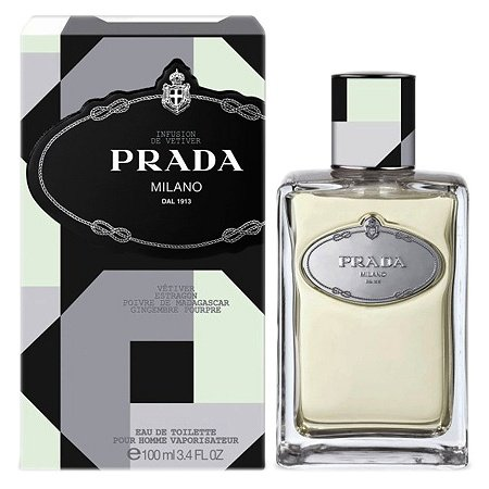Infusion De Vetiver cologne for Men by Prada