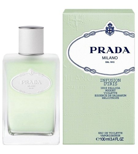 Infusion D'Iris EDT perfume for Women by Prada