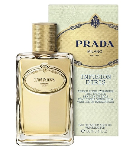 Infusion D'Iris Absolue perfume for Women by Prada
