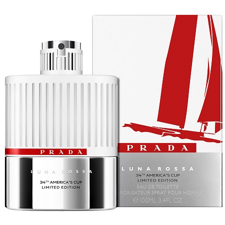 Luna Rossa 34th America's Cup Limited Edition cologne for Men by Prada