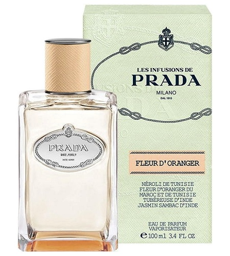 Infusion De Fleur D'Oranger 2015 perfume for Women by Prada