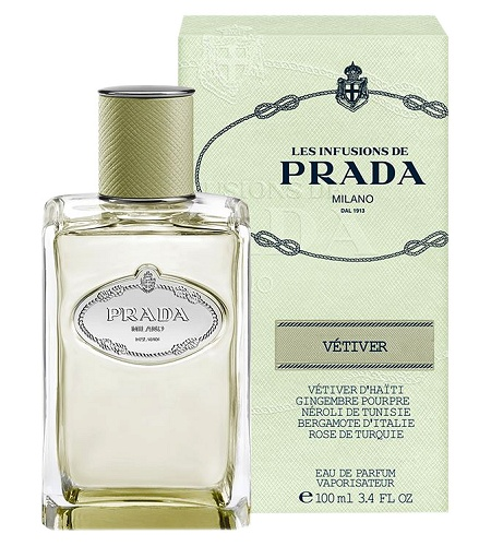 Infusion De Vetiver Unisex fragrance by Prada