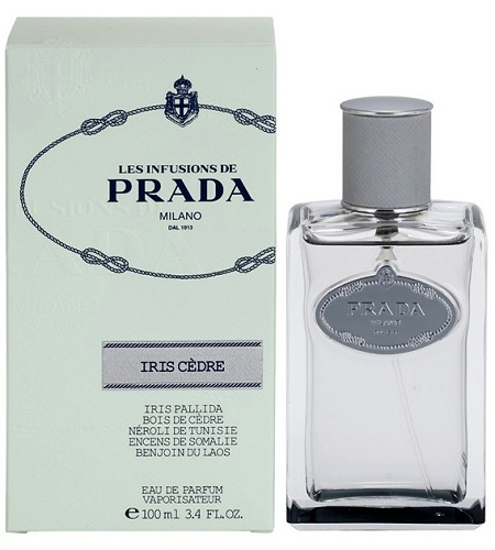 Infusion D'Iris Cedre Unisex fragrance by Prada