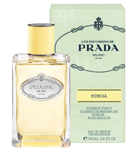 Infusion De Mimosa Unisex fragrance by Prada