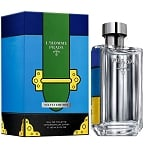 L'Homme Velvet Edition cologne for Men by Prada