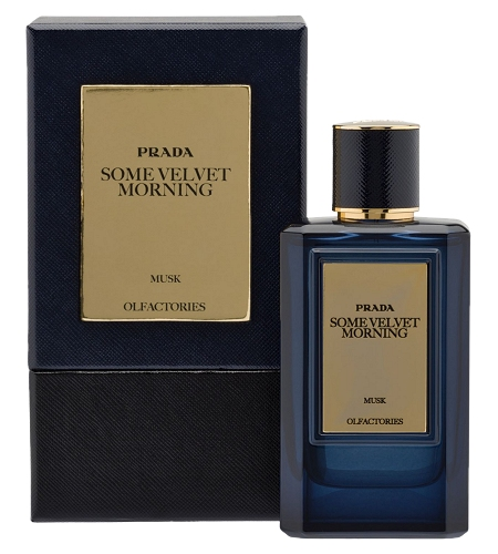 Olfactories Some Velvet Morning Unisex fragrance by Prada