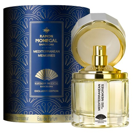 Mediterranean Memories Unisex fragrance by Ramon Monegal