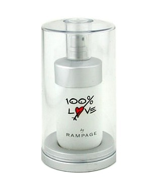 100% Love perfume for Women by Rampage