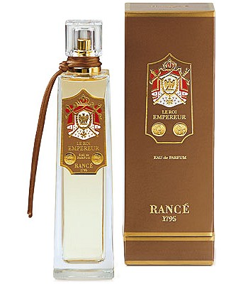 Collection Imperiale Le Roi Empereur cologne for Men by Rance 1795