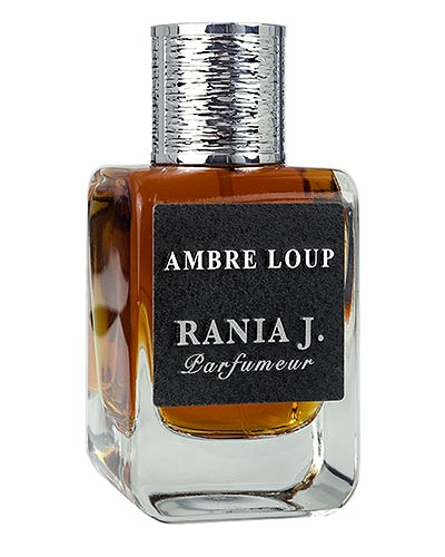 Ambre Loup Unisex fragrance by Rania J