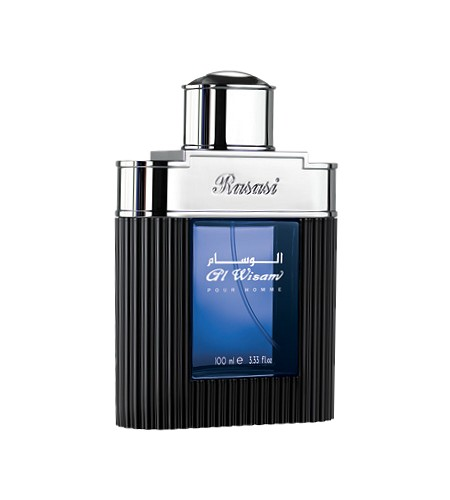 Al Wisam Evening cologne for Men by Rasasi
