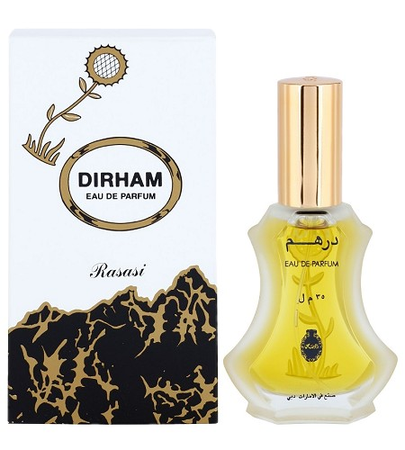 Dirham Unisex fragrance by Rasasi