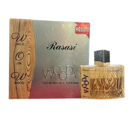 Woody perfume for Women by Rasasi