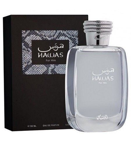 Hawas cologne for Men by Rasasi