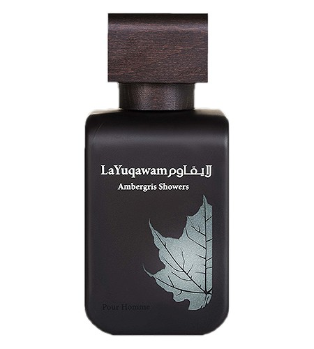 La Yuqawam Ambergris Showers cologne for Men by Rasasi