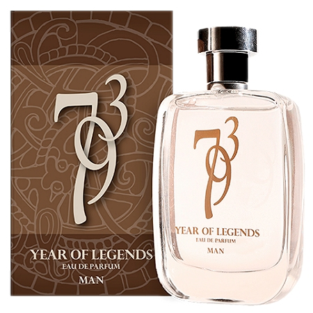 793 Year of Legends cologne for Men by Raunsborg