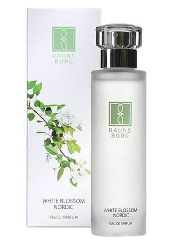 White Blossom Nordic perfume for Women by Raunsborg